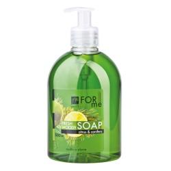 Tekuté mýdlo FRESH WOODY  E039