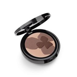 Minerální oční stín trio - Chocolate Mousse C001
