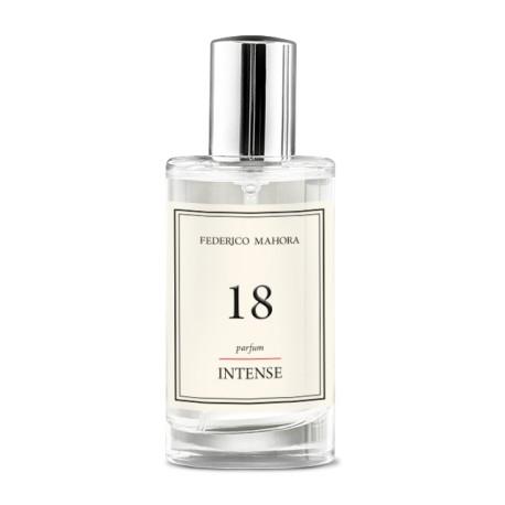 FM 18 dámský intense parfém inspirovaný vůní Chanel - Coco Mademoiselle