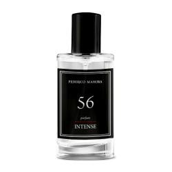 FM 56 pánský parfém intense inspirovaný vůní Christian Dior - Fahrenheit
