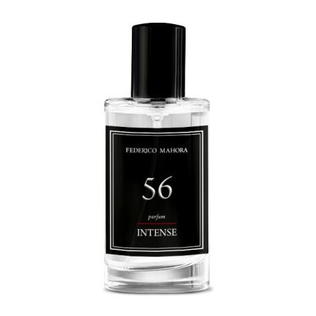 FM 56 pánská parfémovaná voda inspirovaná vůní Christian Dior - Fahrenheit