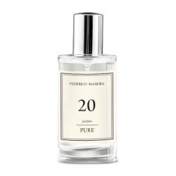 FM 20 dámský parfém inspirovaný vůní Elizabeth Arden - Red Door Velvet